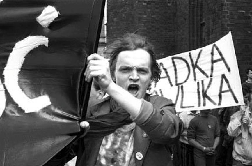 Wocław, 1 maja 1988