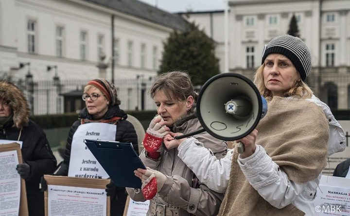 Ewa Borguńska mówi o trudnej historii polsko - żydowskiej