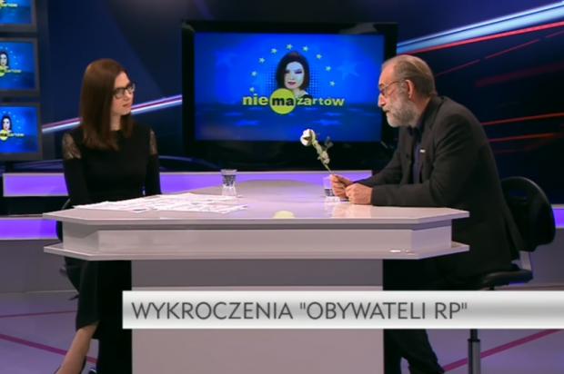 Wojciech Kinasiewicz wprogramie Elizy Michalik
