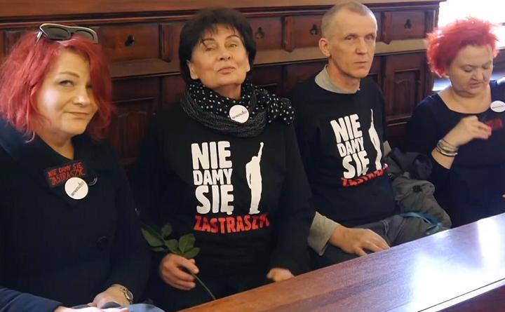 Sąd we Wrocławiu uniewinnił Obywateli RP