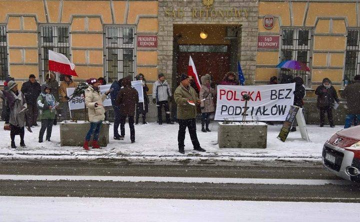 Polska bez podziałów na Podkarpaciu