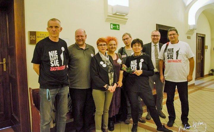Obywatele RP w sądzie we Wrocławiu