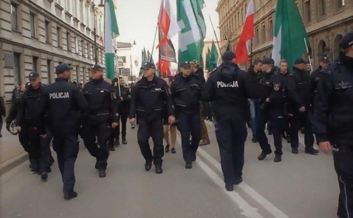 Marsz ONR w Warszawie, 29 kwietnia 2017