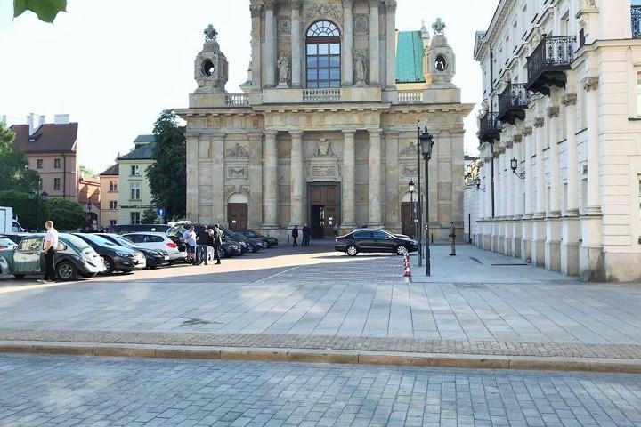 Krakowskie Przedmieście, 10 maja 2018