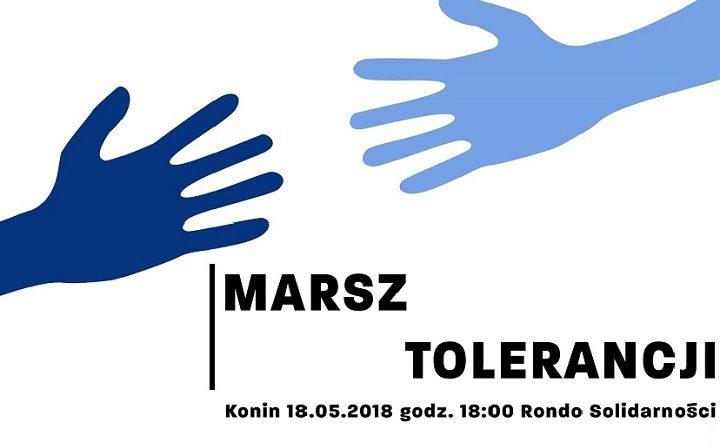 Marsz Tolerancji przejdzie przez Konin 18 marca