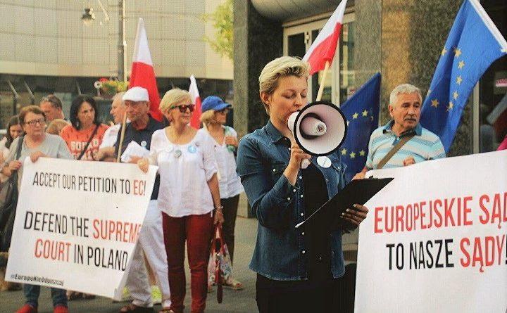 Europo, nie odpuszczaj w Katowicach, 4.06.2018