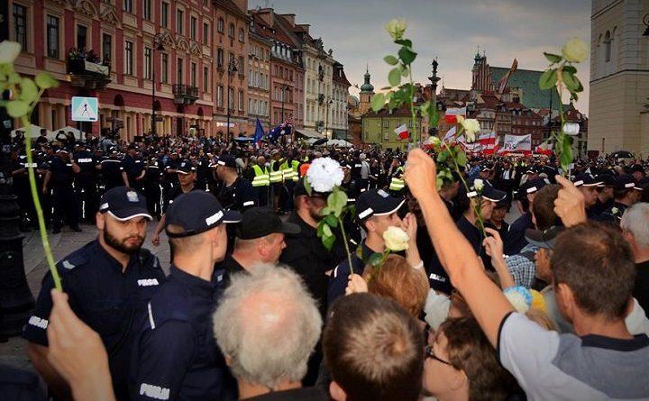 Kontrmiesięcznica smoleńska, 10 czerwca 2017