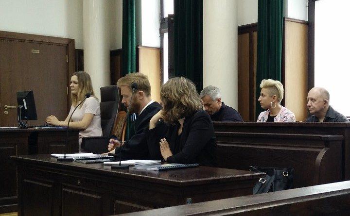 Rozprawa odwoławcza w Sądzie Okręgowym w Warszawie, 29 czerwca 2018