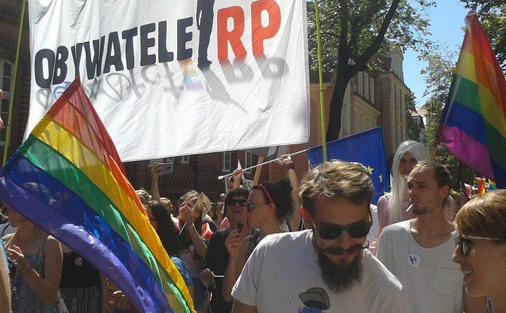 Marsz Równości w Opolu, 7.07.2018