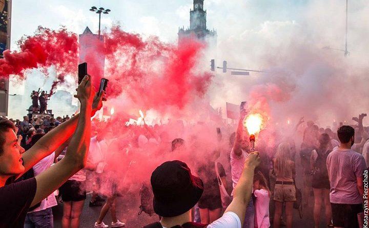 VII Marsz Powstania Warszawskiego