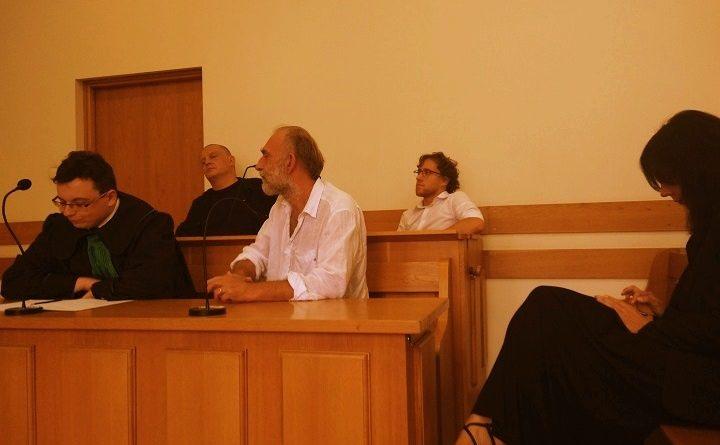 Rozprawa za chęć złożenia petycji w MSWiA