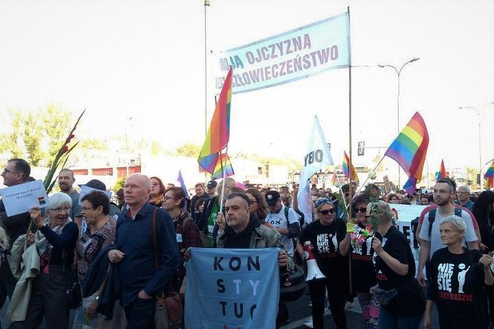 Pierwszy Marsz Równości wLublinie