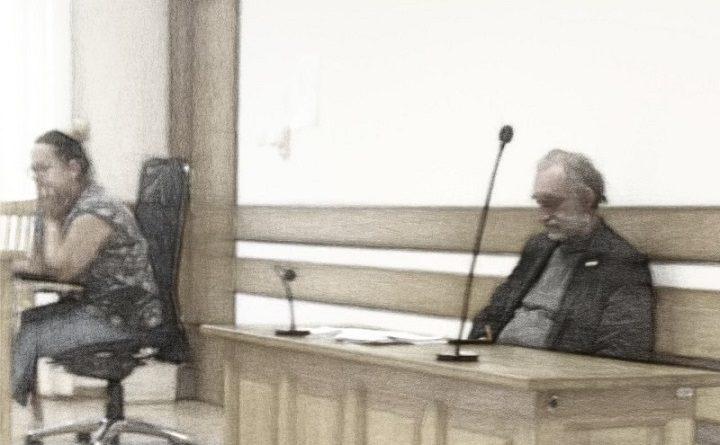 Wojciech Kinasiewicz w sądzie broni się sam