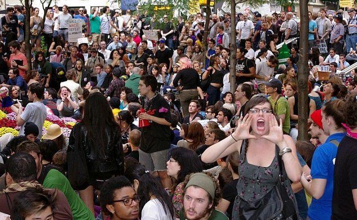 Occupy Wall Street, 14 dzień protestu