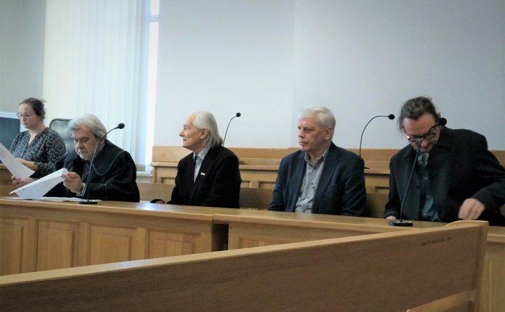 Bogusław Zalewski, Piotr Warczykowski i Jarosław Wiśniewski zostali uniewinnieni