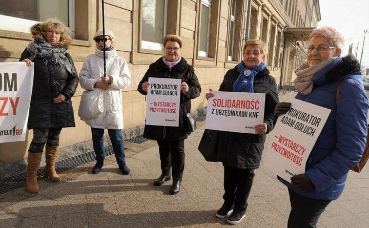 Obywatele RP przed sądem w Szczecinie